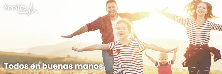 Sanitas seguro mas salud familia
