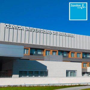 clinica universitaria navarra Sanitas