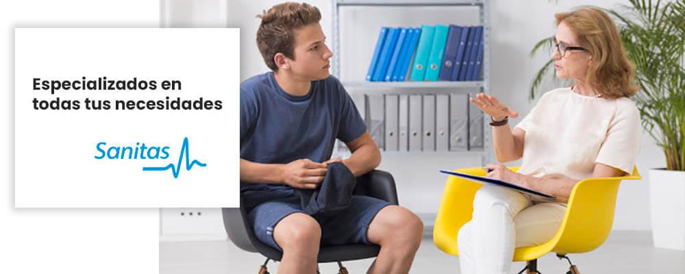 seguro salud psicologico adolescentes