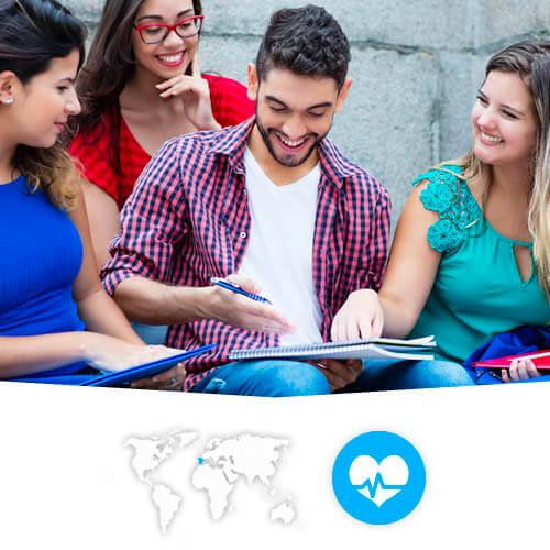 seguro médico para estudiar España