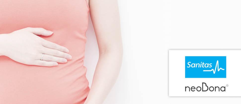 hacerse test prenatal neoBona Sanitas