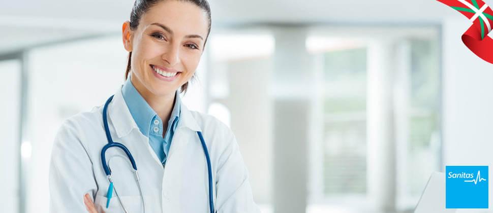 cuadro médico Sanitas pais vasco